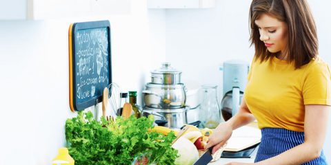 steeds minder mensen koken thuis