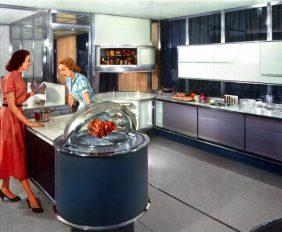 keuken van de toekomst