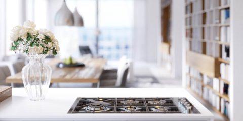 Ingebouwde wokbrander in je keuken