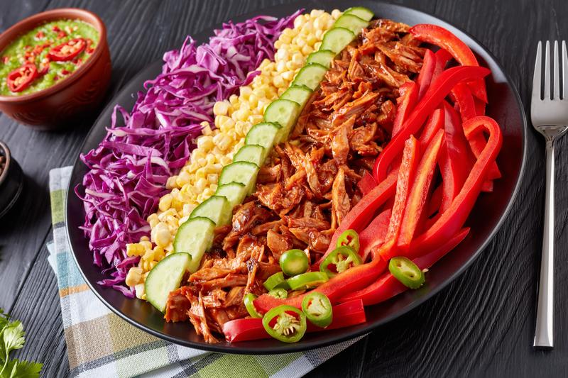 bbq salade