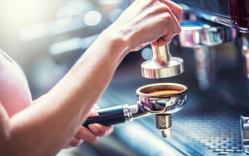 keuken koffie bar