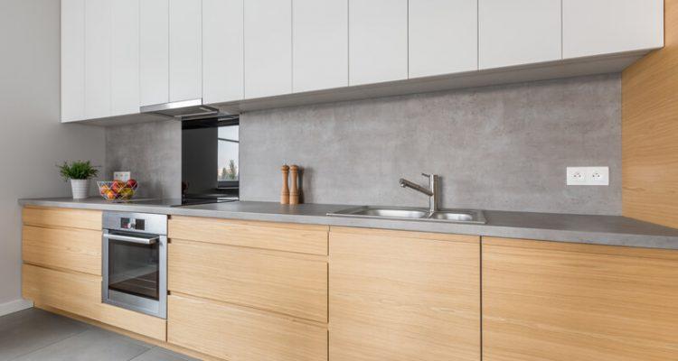 keuken betonlook