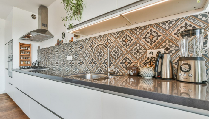 portugese tegels keuken