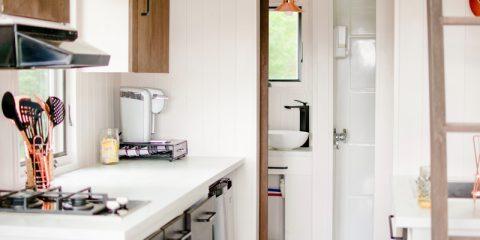 het inrichten van een kleine keuken