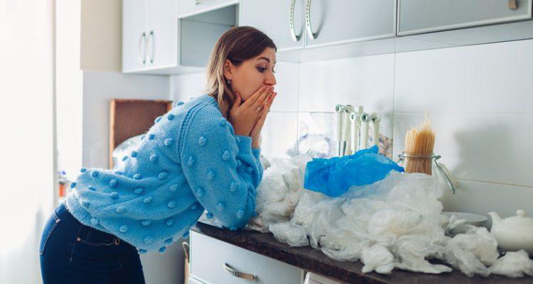minder plastic in de keuken