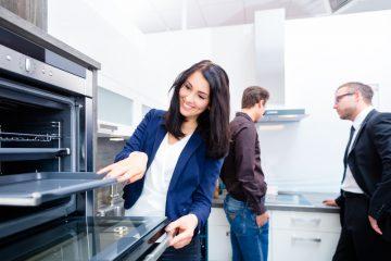 eerste hulp bij het kiezen van een oven