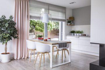 glas keuken