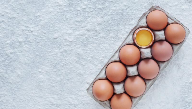 Zo controleer je of een ei vers is